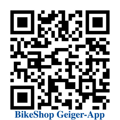 QR Code Bike Shop App